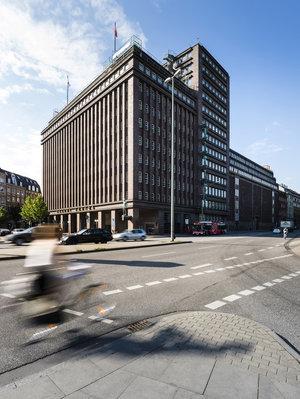 Backstein Kontor brahms kontor geschichte